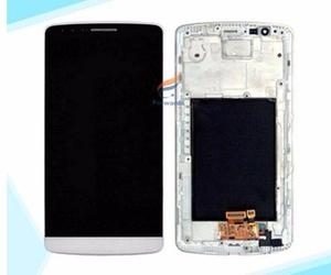 Modulo Lcd Display + Touch + Marco Lg G3 D850 D855 Fact A Yb