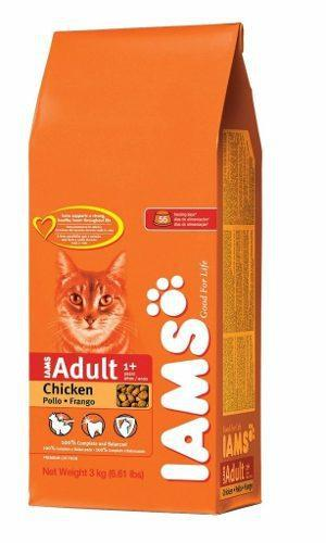 Iams Cat Chicken Gato Adulto X 15 Kg + Envío Gratis !!