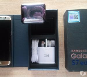 SAMSUNG GALAXY S7 EDGE (gold platinum) liberado de fabrica