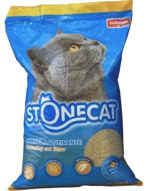 Stone Cat: Piedras Sanitarias Aglomerantes Y Absorbentes.