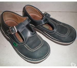 Zapatos Kickers de cuero nº 27 en muy buen estado