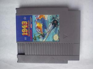 1943 Original Nintendo Nes