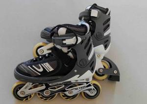Patines Rollers Action Sport Extensibles Del 36 Al 38