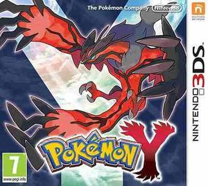 Pokemon Y 3ds Nuevo Fisico Sellado Gamebox