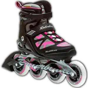 Roller Rollerblade Macroblade 90 Mm Aluminio Fitness Palermo