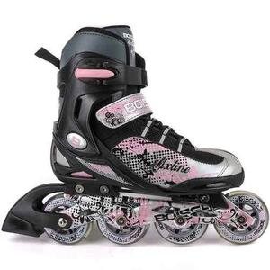 Rollers Boissy Extensibles Aluminio Pro Abec 5