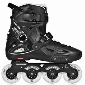 Rollers Powerslide Imperial One 2015   Freeskate   Crazy