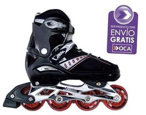 Rollers Profesionales Abec13 Patines Aluminio +bolso Regalo