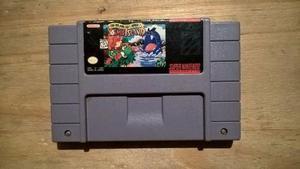 Super Nintendo Super Mario World 2 Yoshi's Island (original)