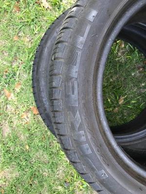 2 Neumáticos Pirelli P7 205/55 R16 91V (3.500km)