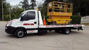 Auxilio las 24 hs 4460-6364 Traslados de casa rodantes,