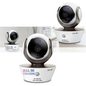 Camara Ip De Seguridad Y Video Motorola Focus 85 Wifi Hd