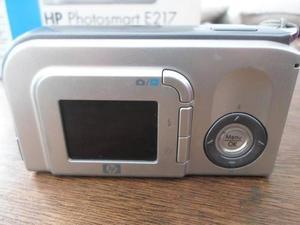 Cámara De Fotos Digital Hp Photosmart E217