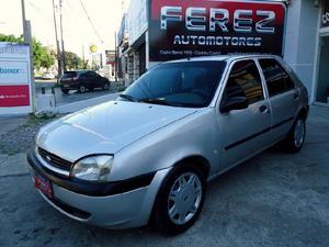 Ford fiesta clx diesel 2001, full, financio, oportunidad!!!