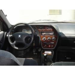 Frente Stereo Original Nuevo De Peugeot 306 Xt 1999