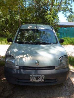 Renault Kangoo 2007 1.6 gnc ¡EXCELENTE ESTADO!