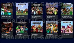 Dlc Pack 10 Dlc Para Minecraft -no Incluye Juego- Psn 1-3