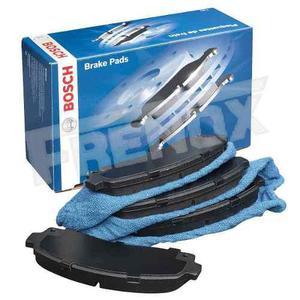 Kit De Pastillas De Freno X 4 Ruedas Bosch Vw Vento 1.9 Tdi