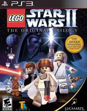 Lego Star Wars 2 Ps3 | Español Oferta N° 1 En Ventas!