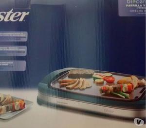 Parrilla eléctrica grill Marca Oster