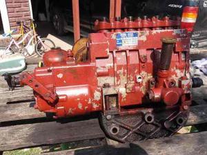 Bomba Inyectora De Fiat 619