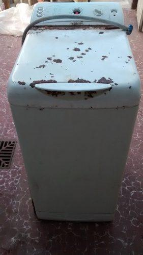 Lavarropas Automático Carga Superior Ariston At50