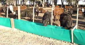 Lonas Para Comederos Y Bebederos De Animales Vacas Caballos