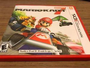 New Nintendo 3ds Mario Kart 7