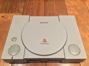 Playstation 1 Fat - Excelente Oportunidad