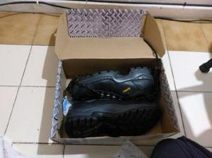 Zapatos de seguridad ombú Ozono T42