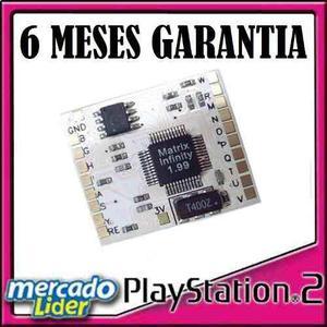 Chip Matrix Infinity 1.99 Playstation 2 Sony Ps2 Garantia