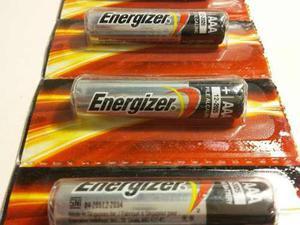 Pilas Energizer Aaa Oferta Pack X10 Unidades