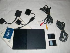 Playstation 2 Sony Slim Chipeada