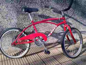 Bicicleta Playera Rod 20 Doble Freno All Bikes Poco Uso.