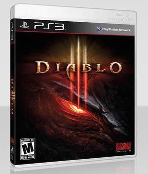 Diablo 3 Ps3 Playstation 3 Nuevo