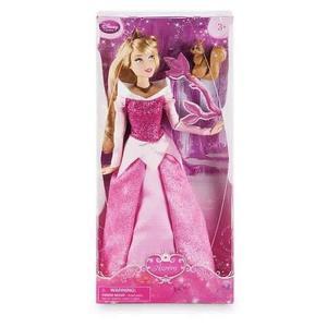 Muñeca Aurora Original De Disney Store Usa