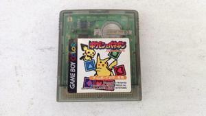 Pokemon Puzzle Challenge Jap P/ Gameboy Color Y Advance. Kuy