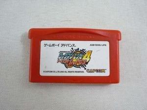 Rockman Megaman Exe 4 Japones Para Gameboy Advance Y Ds. Kuy