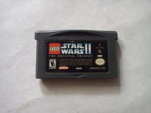 Star Wars Ii The Original Trilogy Original Gameboy Advance