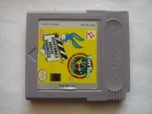 Tiny Toon Adventures 2 Montana's Movie Madness Gameboy