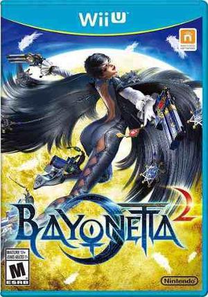 Bayonetta 2 Nuevo Sellado Fisico Wii U