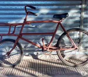 Bicicleta de Reparto Buen Estado Original