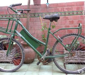 Bicicleta de Reparto Rodado 26 Buen Estado Original