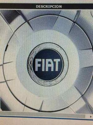 Centro De Llanta Fiat Stilo Llanta 15 Pulgadas Original