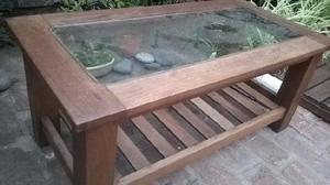 Mesa ratona de algarrobo