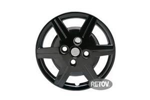 Taza Chevrolet Corsa Classic 08 Negra Rod 13 (tc4455n)