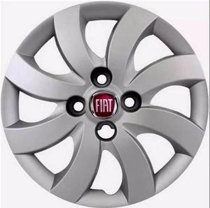 Taza De Rueda Fiat Palio 14'' 2012 2013 2014 2015 Logo