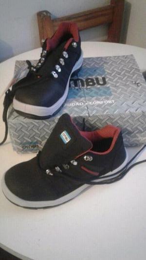 Zapatillas de seguridad ombu