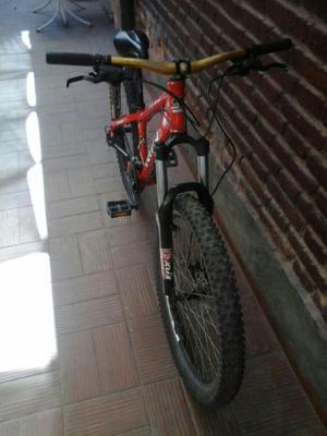 Bicicleta Poco Uso Rodado 26 para Decenso