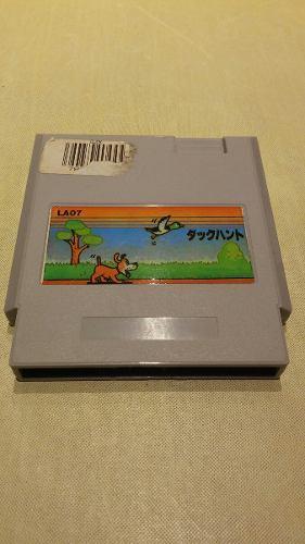 Cartucho Duck Nintendo Nes